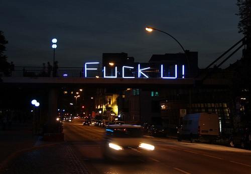 FUCK U Hamburg