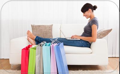 Shop blogger