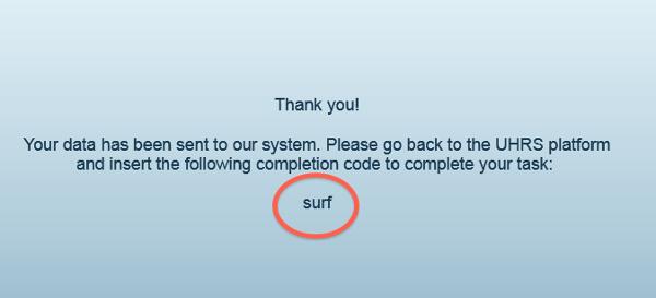 participate in surveys
