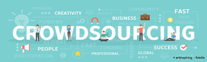 Crowdsourcing Entwicklung