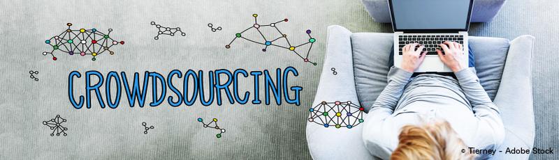 Crowdsourcing-Services für Start-ups