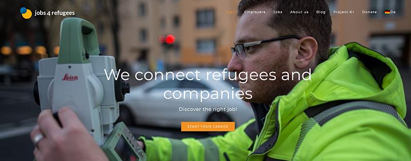 Jobs4refugees