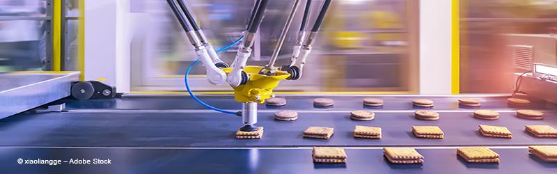 Künstliche Intelligenz + Lebensmittelindustrie