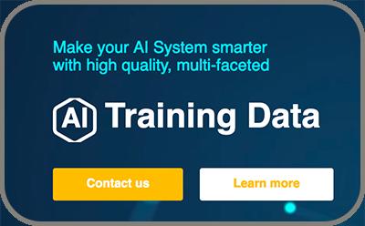 AI data collection company