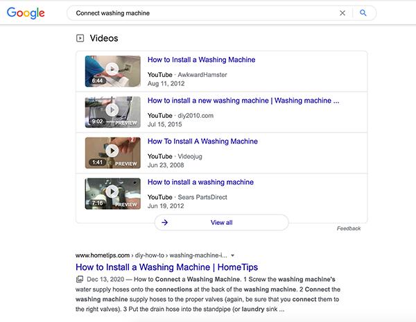 Video Searches