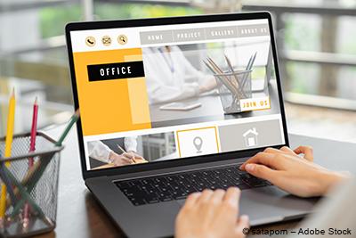 own Website for Freelancer