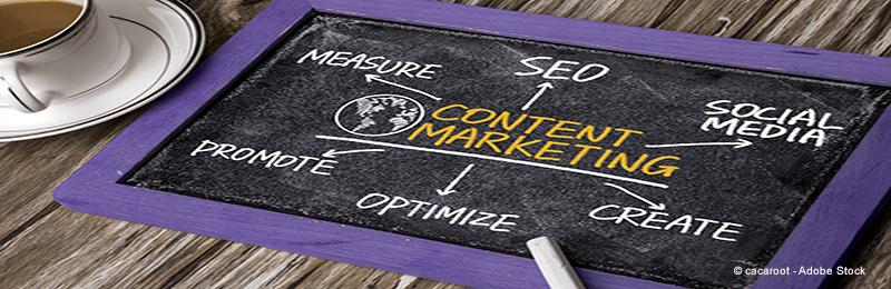التخطيط الناجح لحملة تسويق المحتوى